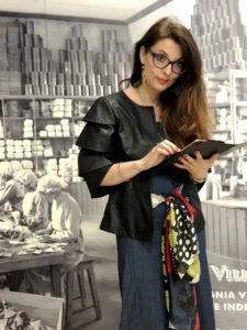 Francesca Anzalone PR Manager e Digital PR