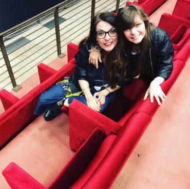 Francesca Anzalone e Violante Caburlotto