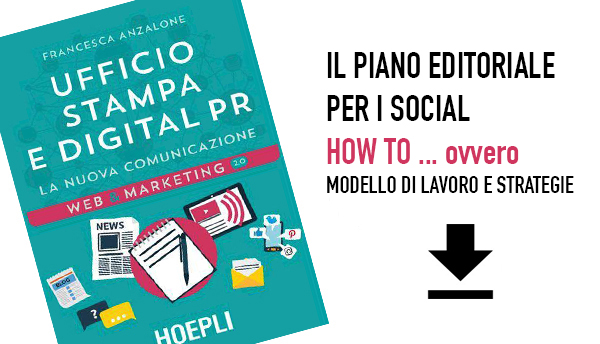 il piano editoriale_seminario in elearning