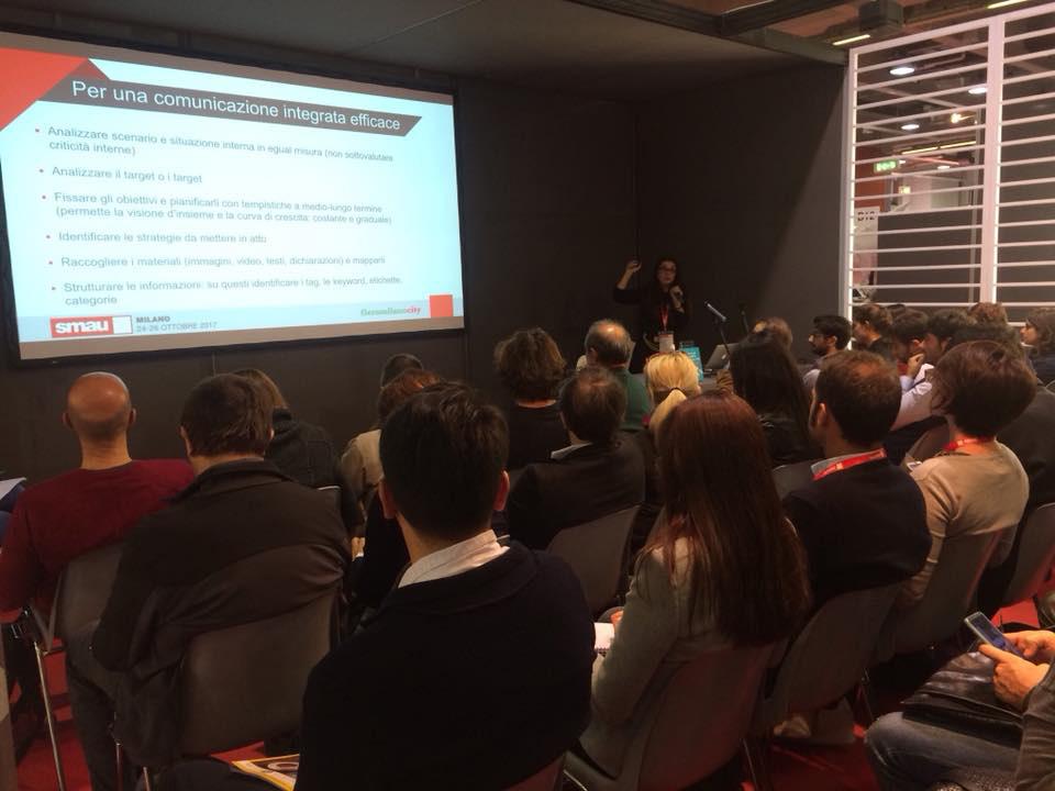 Smau Milano 2017, Francesca Anzalone, Ufficio stampa e digital PR HOEPLI