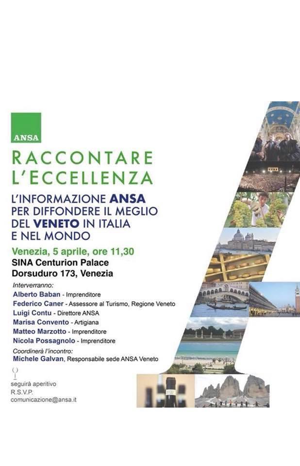 ANSA, dal local al glocal di Francesca Anzalone, Cliccando Corriere del Veneto.it