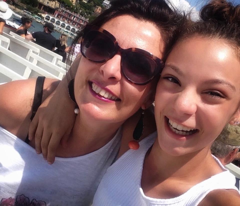 Francesca Anzalone e Violante Caburlotto estate 2018