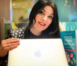 Francesca Anzalone, 22 anni nella comunicazione digitale