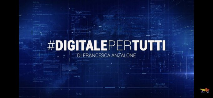 Digitale per tutti rubrica di Francesca Anzalone su Televenezia