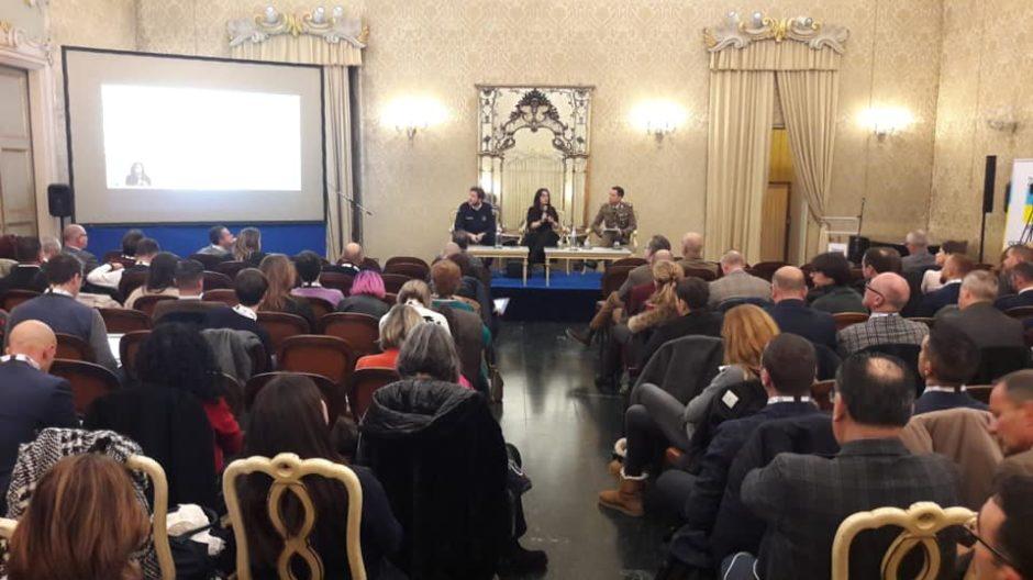 2° Meeting nazionale sulla Comunicazione dell'Esercito Italiano - Francesca Anzalone