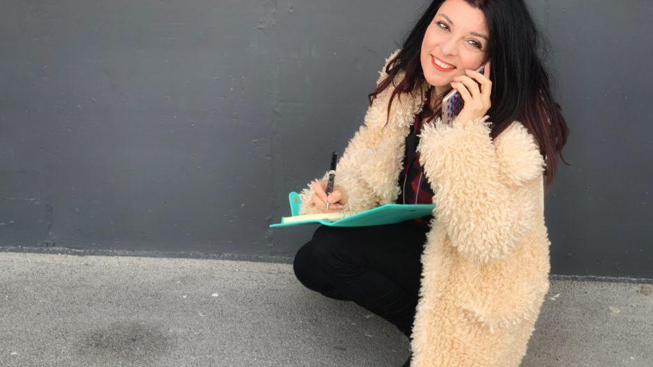 Francesca Anzalone - PR Manager - Piano editoriale social