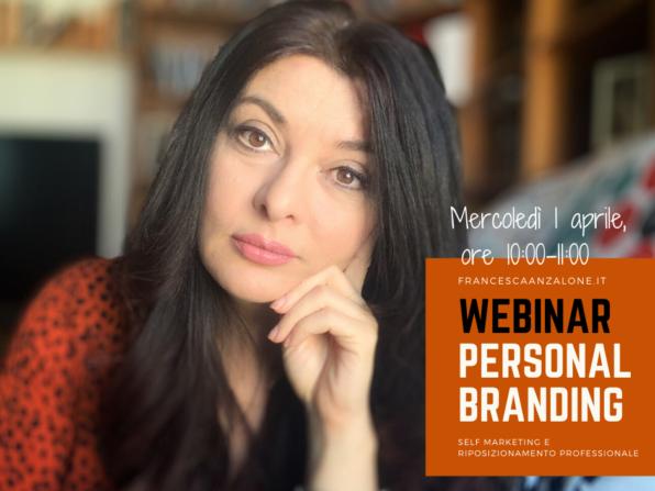 Francesca Anzalone - Personal Branding per i professionisti e gli imprenditori