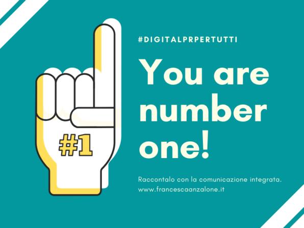 Digitalprpertutti - Comunicazione integrata - Pagina Facebook e negozio