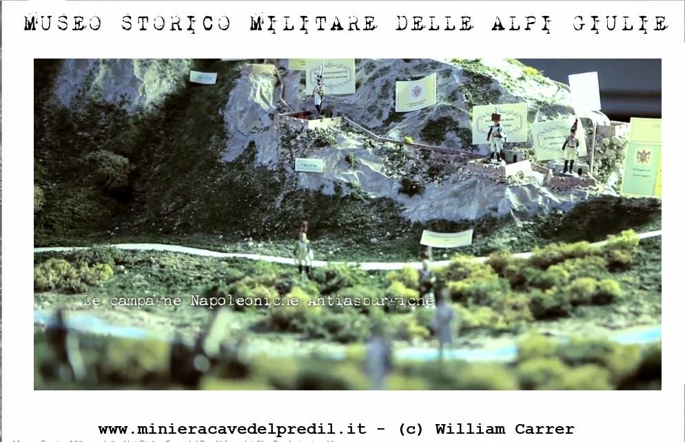 Museo Storico Militare delle Alpi Giulie - Attività di Digital PR a cura di Netlife s.r.l.