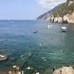Grotta Byron a Portovenere - Francesca Anzalone, Digital PR - alla scoperta delle Cinque Terre e del Golfo dei Poeti