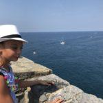 Francesca Anzalone, Digital PR - alla scoperta delle Cinque Terre e del Golfo dei Poeti