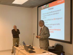 Maurizio Galluzzo, fondatore e coordinatore di Emergenza24