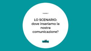 social media - piano editoriale corporate lo scenario