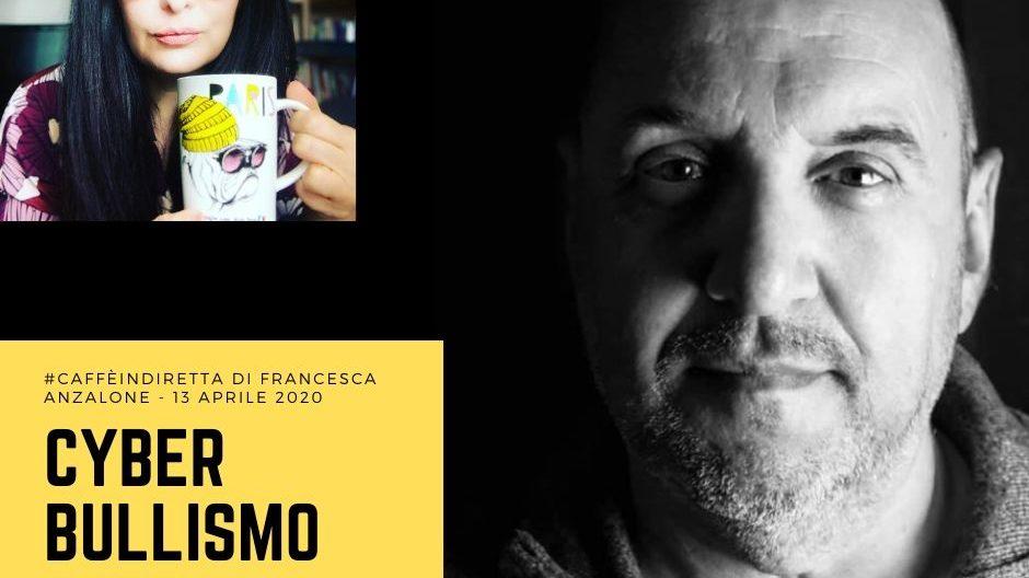 Fabio Corvini parla di Cyberbullismo e educazione digitale nel #caffèindiretta