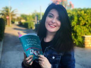 Francesca Anzalone autrice di Ufficio stampa e digital PR - Hoepli