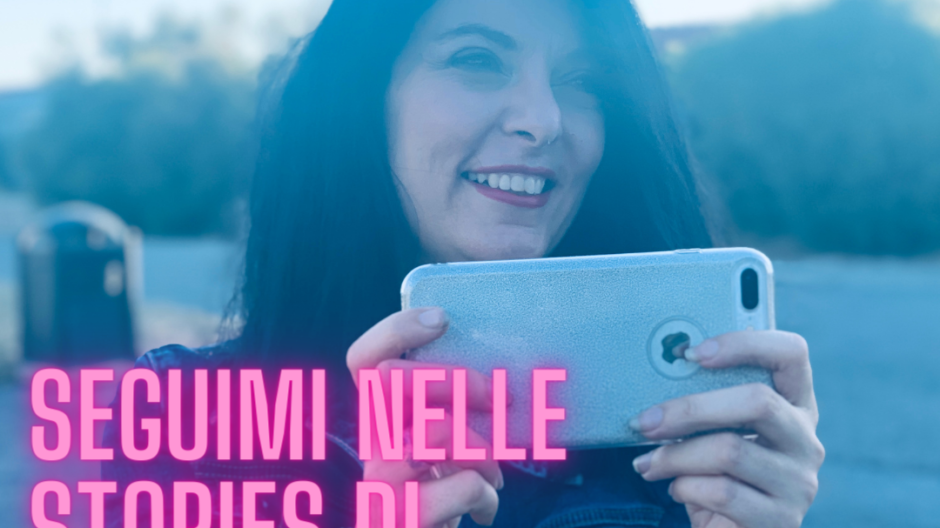 Francesca Anzalone lancia un Laboratorio di Comunicazione nelle storie di Instagram - #CommunicationLab