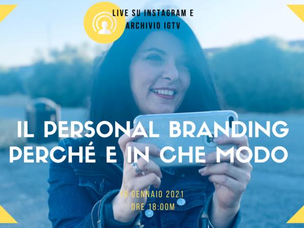 Personal Branding perché è necessario e come farlo - Francesca Anzalone