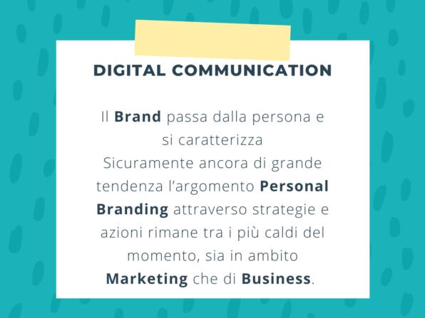 Personalizzazione strategia per i Brand - Digital Communication